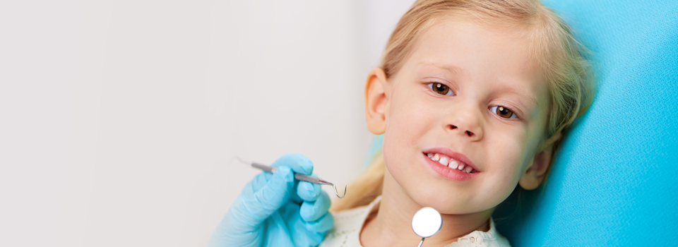 Taking your child to the dentist from an early age is integral to their ongoing oral health
